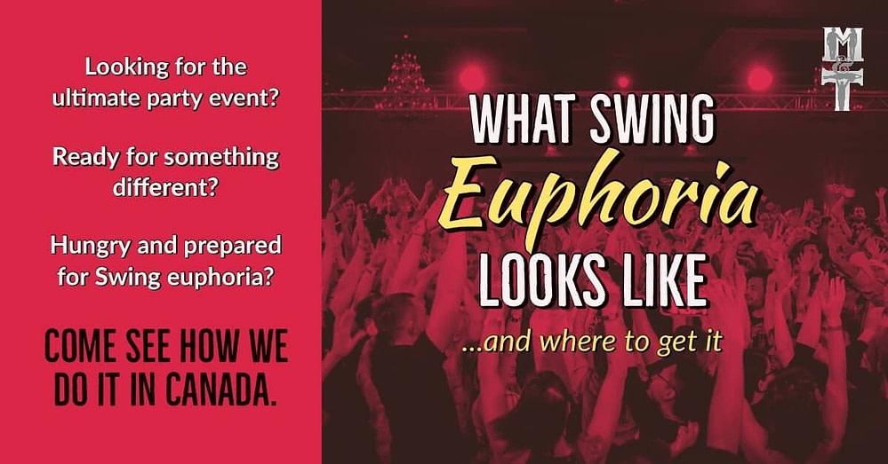 What Swing Euphoria Looks Like